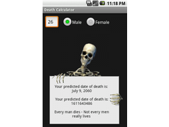 Death Calculator