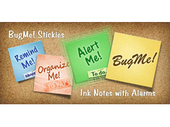 BugMe! Stickies