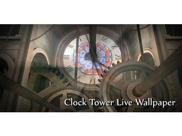Clock Tower 3D Live Wallpaper