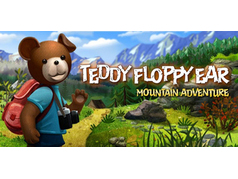 Teddy Floppy Ear: Adventure Mt