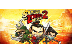 SAMURAI ZOMBIES VS DEFENSE 2