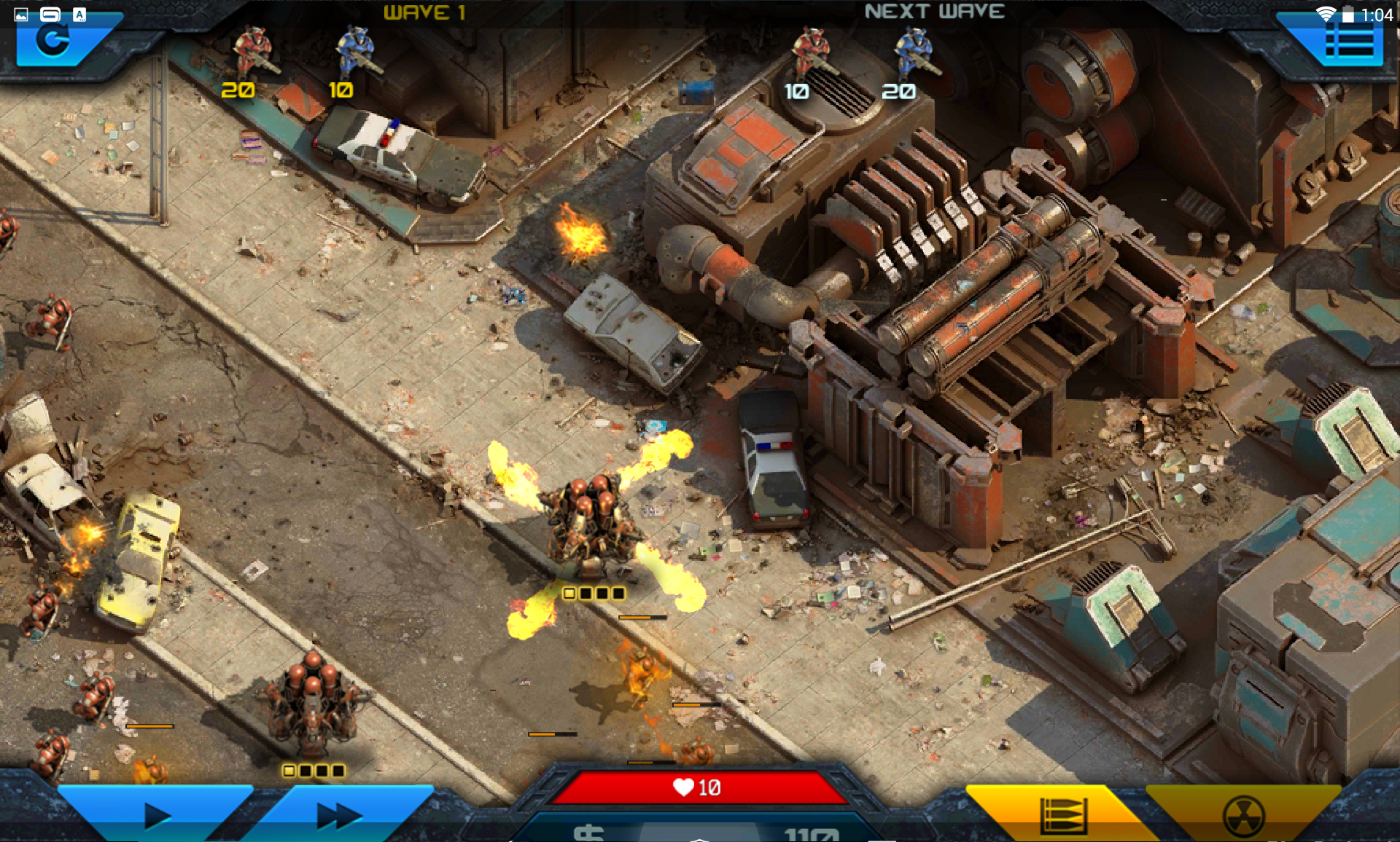 Download game epic war td 2 for android lg optimus one p500