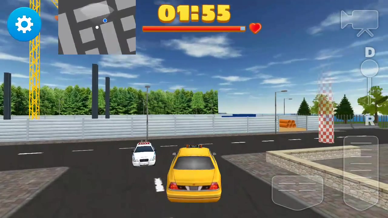 Spiele Taxi