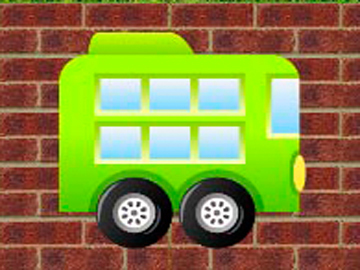 Kids Puzzle: Transport