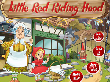 Little Red Riding Hood Livro