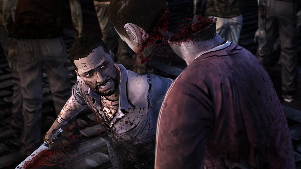 Игру The Walking Dead Season One На Андроид