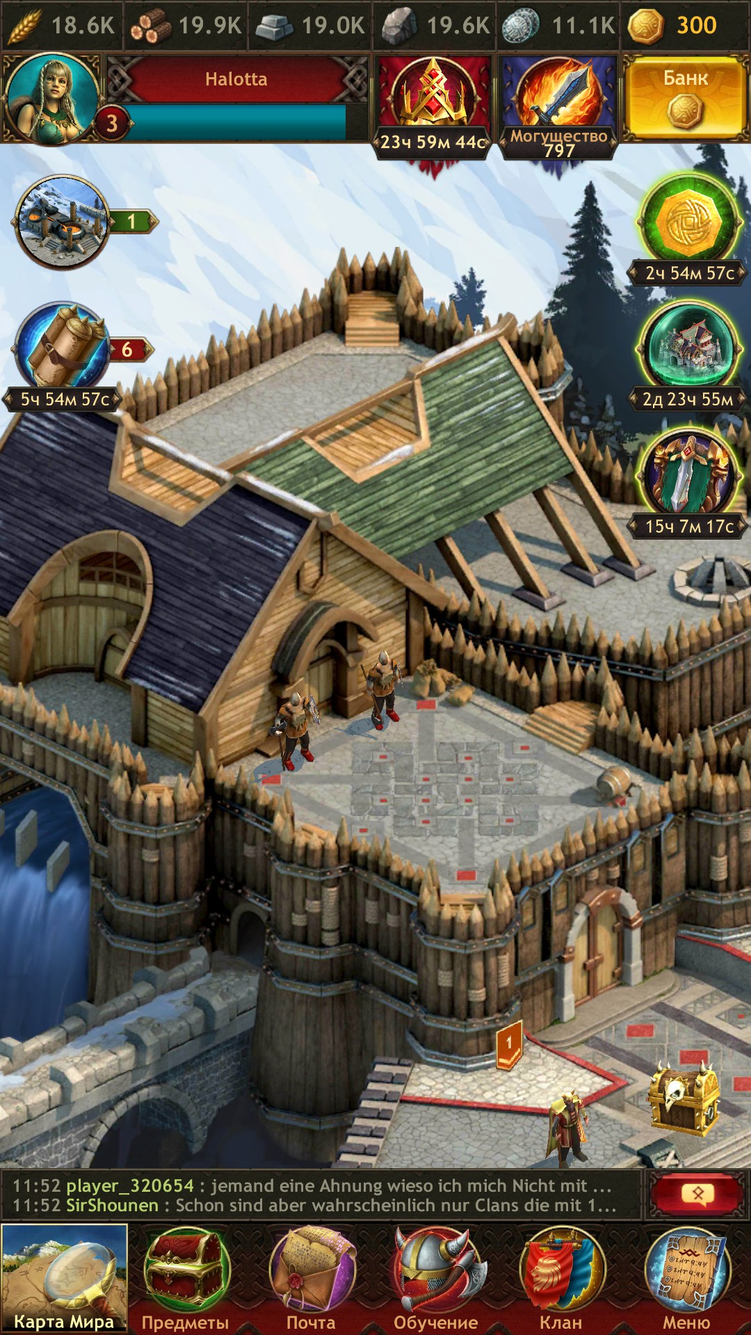 download gioco vikings war of clans per android. Black Bedroom Furniture Sets. Home Design Ideas