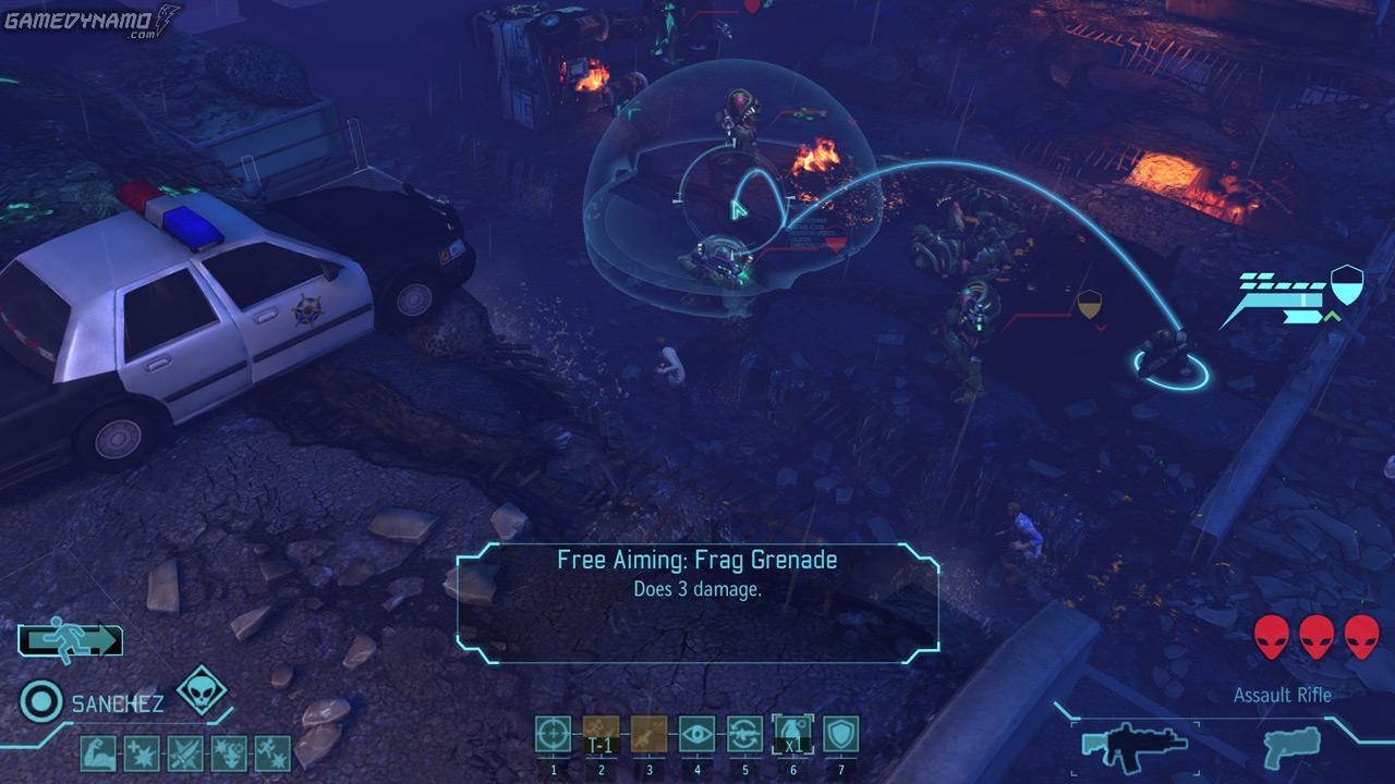 Скачать игру XCOM: Enemy Unknown для андроид