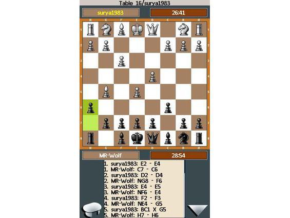 télécharger les échecs en ligne android
