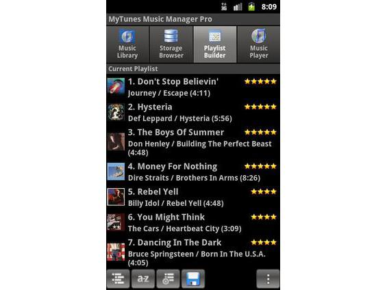MyTunes Music Player Pro