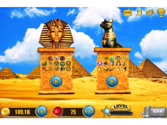 Juegos casino faraon