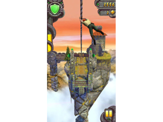 free  game temple run for samsung galaxy y