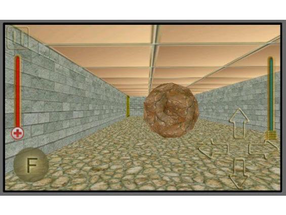 Labirinto subterrâneo