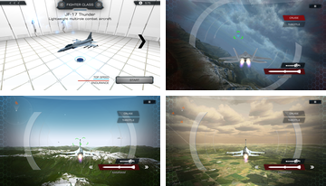 Extreme Air Combat HD