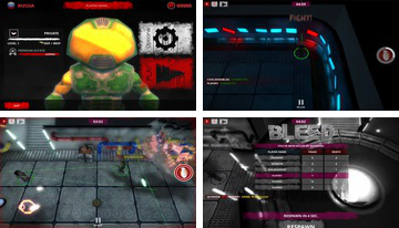 BLEED - 3D online střelec