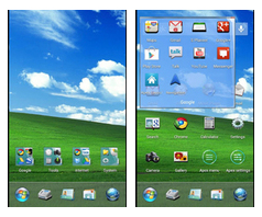 Windows 8 PC HD Apex Tema