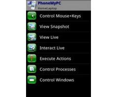 PhoneMyPC