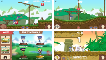 Run Fun 2 - Multiplayer Corrida