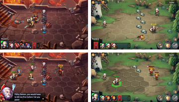 Heroes Tactics War & Strategy