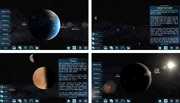 Sistema solar de alta definición