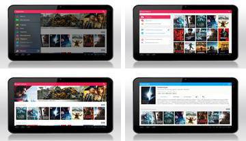 ivi.ru - des films et émissions de télévision en HD
