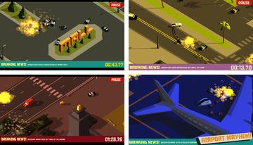 Pako - autós üldözés Simulator