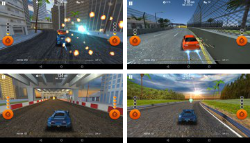 Coches Speed Racer: necesidad real 3D