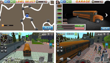 Autobuz școlar șofer Autocare 2