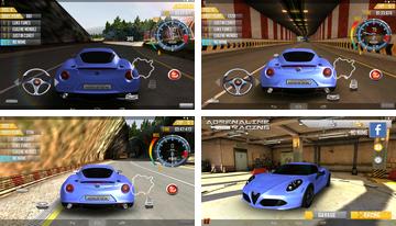 Racing Adrenalina: Hypercars