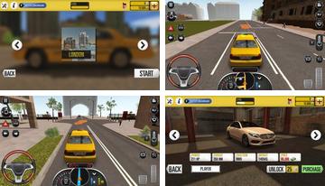 Sim Taxi 2016