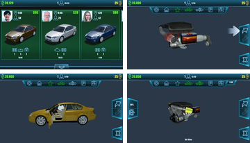 Mecanic auto Simulator 2016