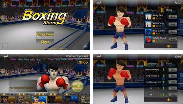Ultra-box (Boxeo Storm)