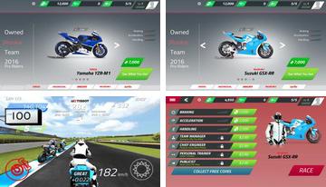МотоГП трка првенство Потрага