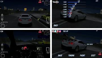 Redline corsa GTS