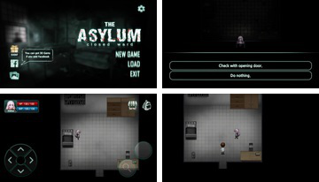 The asylum: Closed ward