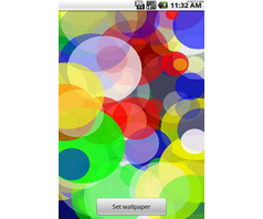 ColorSplash Live Wallpaper
