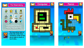 Pixelgrams: Pixel pussel