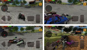 Demolition Derby: Racing Crash