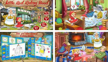 Little Red Riding Hood Livro