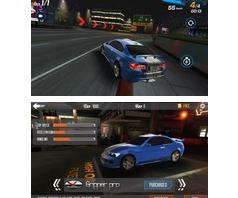 מרוצי מכוניות 3D: גבוה על דלק