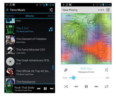 Terra Music Player