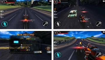 La morte Moto 4