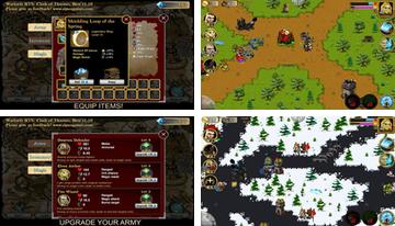 Warlords RTS HD