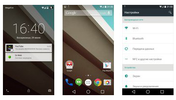 Genel Android L
