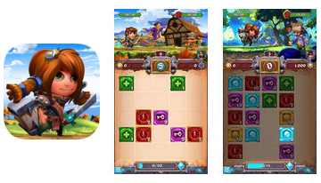 Fliesen & Tales Puzzle Adventure