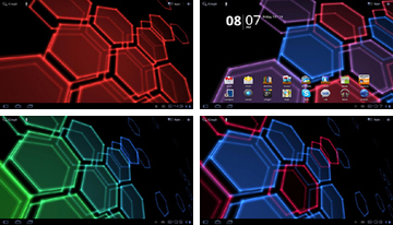 Digital Hive Live Wallpaper