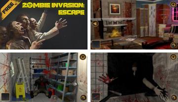 Zombie Invasion: Escape