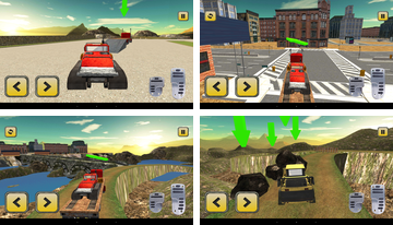 OffRoad Building Sim