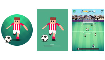 Minuscule Striker: Monde Football