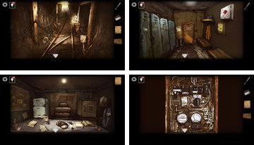Övergiven Mine - Escape Room